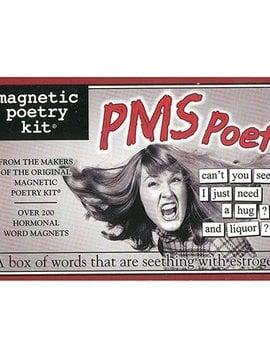 Magnetic Poetry Kit - PMS Poet