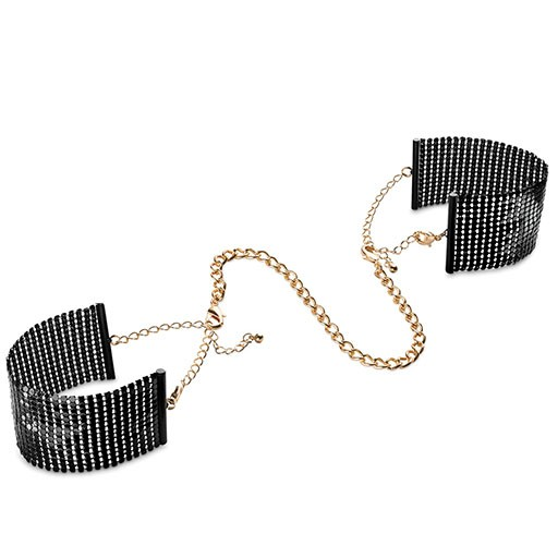Bijoux Indiscrets Bijoux Indiscrets Desir Metallique Mesh Handcuffs