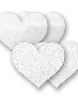 Bristols 6 Bristols 6 Nippies - Like A Virgin Heart - White A/B