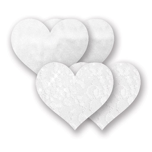 Bristols 6 Bristols 6 Nippies - Like A Virgin Heart - White A/B