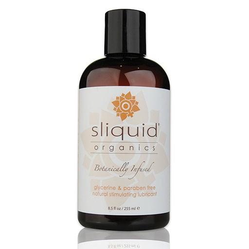 Sliquid Sliquid Organics Sensation 8.5oz