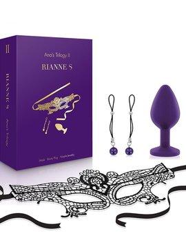Rianne S Ana's Trilogy Kit 2 By Rianne S