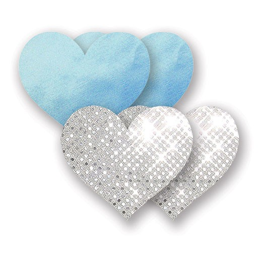 Bristols 6 Bristols 6 Nippies - Something Blue Hearts A/B