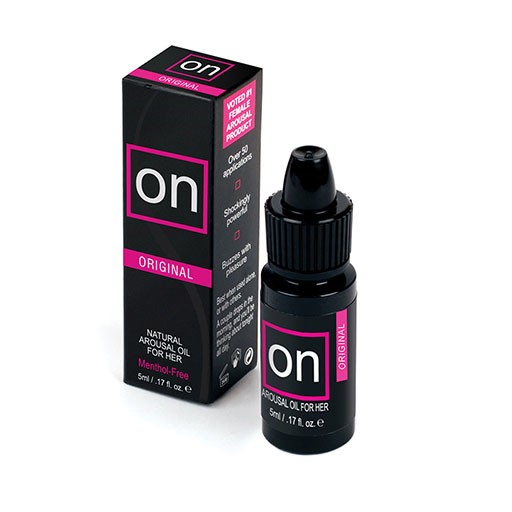 Sensuva ON Arousal Oil 5ml Bottle