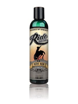 Sliquid Ride Rub Stroke Oil 8.5oz
