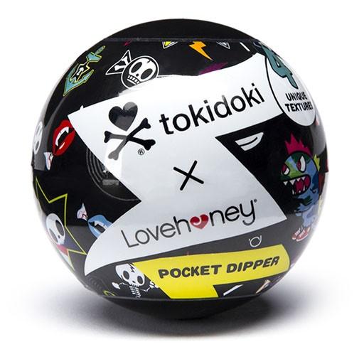 Tokidoki Tokidoki Pocket Dipper Textured Pleasure Cup