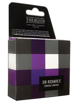 Sir Richards Sir Richards Condoms Multi-Pack 3PK