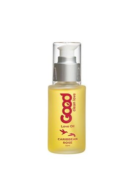 Good Clean Love Good Clean Love Oil 50ml Caribbean Rose