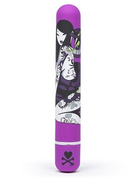 Tokidoki Tokidoki 7 Function Girl Power Vibrator