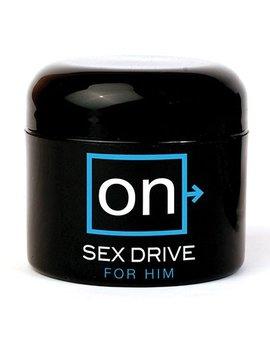 Sensuva Sensuva ON Sex Drive for Him 2oz