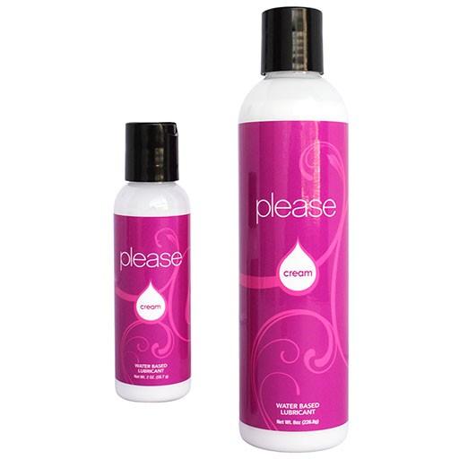 Pleasure Works Pleasure Works Please Cream 8oz
