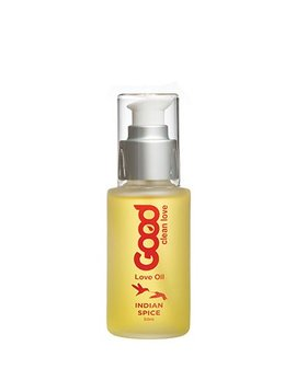 Good Clean Love Good Clean Love Oil 50ml Indian Spice