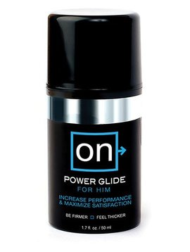 Sensuva Sensuva ON Power Glide for Him - 1.7oz