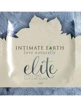 Intimate Earth Intimate Earth Elite Silicone Lubricant Foils 48/Bag
