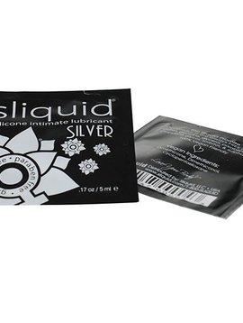Sliquid Sliquid Silver Pillow Packs 200pc
