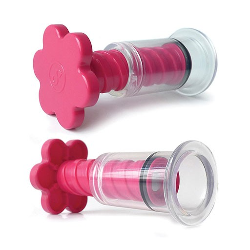 Kinklab Kinklab T-Cups Nipple Suction Set