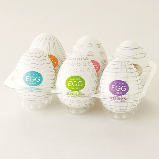 TENGA Tenga Egg 6-Pack Tray