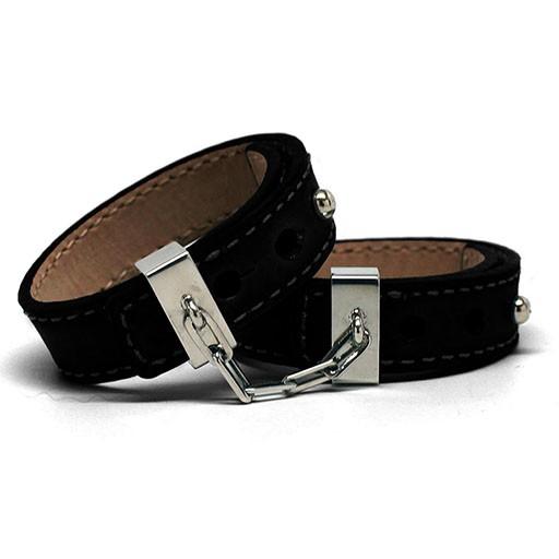 Crave Crave Handcuffs Black/Silver
