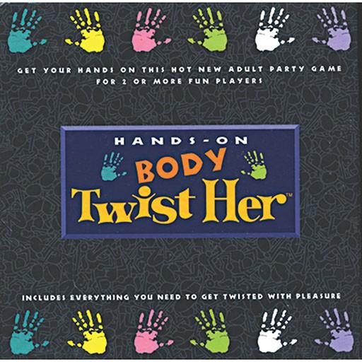 Ruff Doggie Styles Ruff Doggie Styles Hands On Body Twister