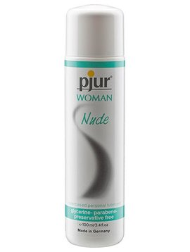 Pjur Pjur Woman Nude Lube 100ml / 3.4oz