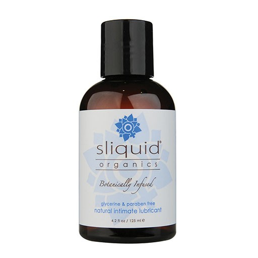 Sliquid Sliquid Organics Natural 4.2oz