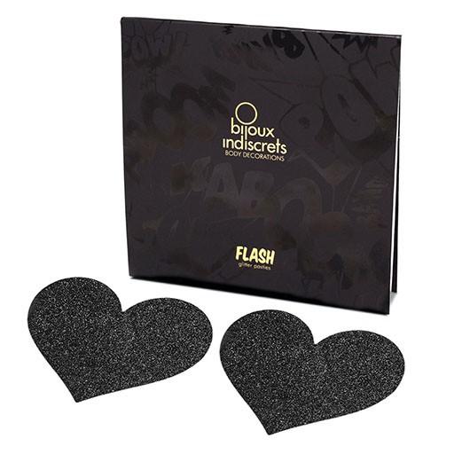 Bijoux Indiscrets Bijoux Indiscrets Flash Pasties - Heart