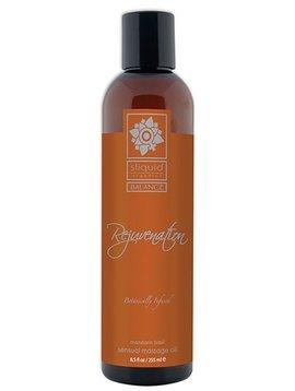 Sliquid Sliquid Organics Sensual Massage Oil - Rejuvenation 8.5oz