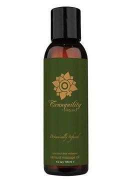 Sliquid Sliquid Organics Sensual Massage Oil - Tranquility 4.2oz