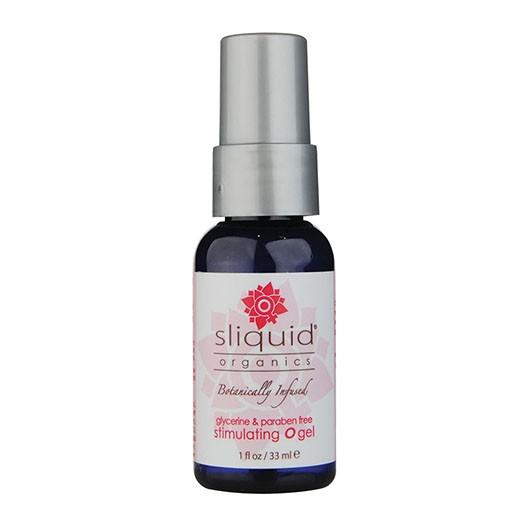 Sliquid Sliquid Organics Stimulating O Gel 1oz