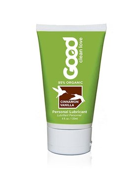 Good Clean Love Good Clean Love Personal Lubricant, Cinnamon Vanilla, 1.5oz