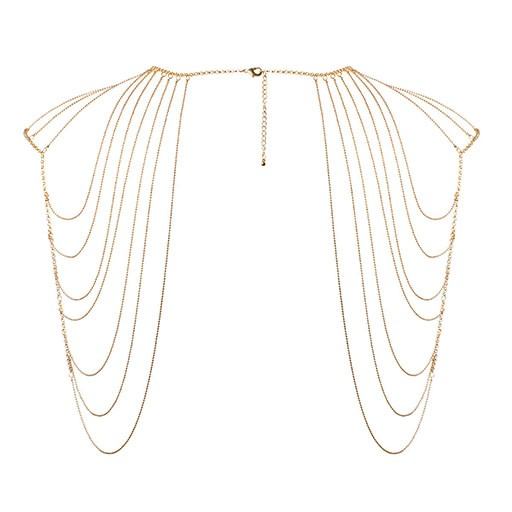 Bijoux Indiscrets Magnifique Collection Chain Shoulder Jewelry