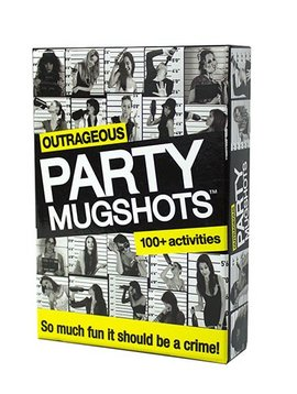 Outrageous Party Mugshots