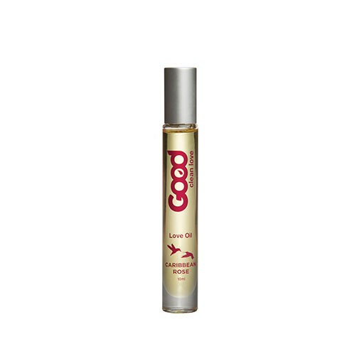Good Clean Love Good Clean Love Oil 10ml - Caribbean Rose