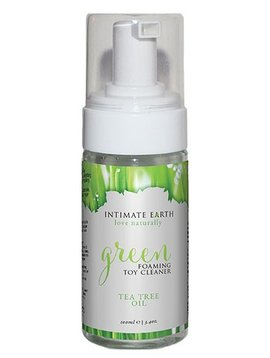 Intimate Earth Intimate Earth Green Foaming Toy Cleaner 100ml