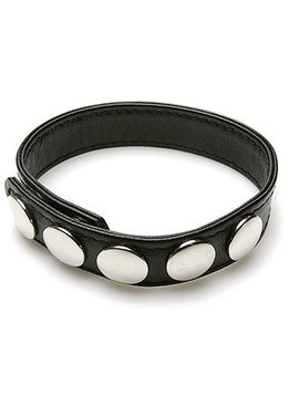 Sex Kitten Sex Kitten Leather 5-snap Ring