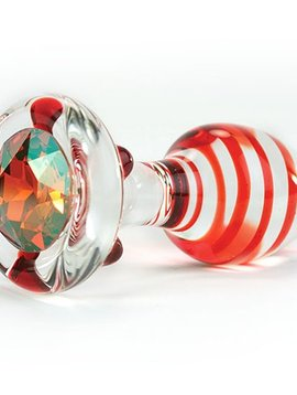 Crystal Delights Crystal Delights Crystal Kiss - Red