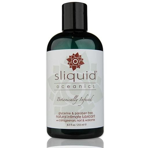 Sliquid Sliquid Organics Lubricant Oceanics - 8.5oz