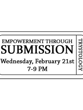 Empowerment Through Submission 2-21-18