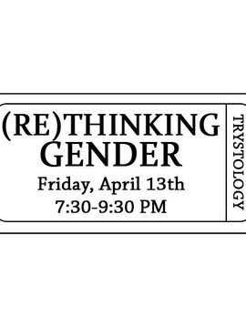 (Re)Thinking Gender 4-13-18 with Lee Harrington