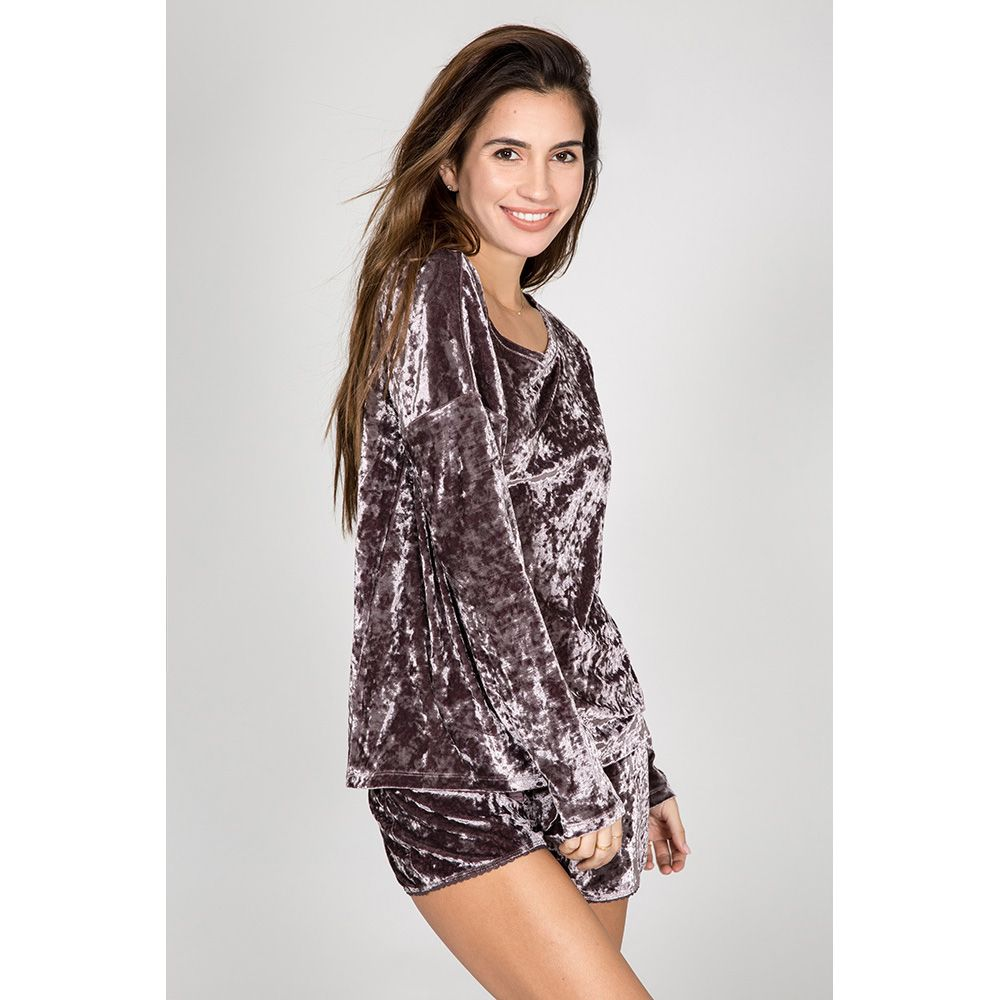 PJ Salvage PJ Salvage Crushin It Long Sleeve Top