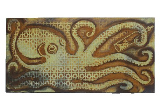 Octopus by Harro