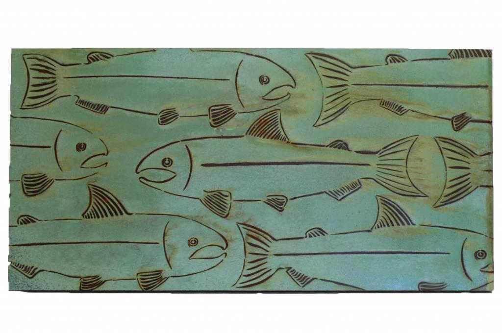 Urban Salmon by Harro Art
