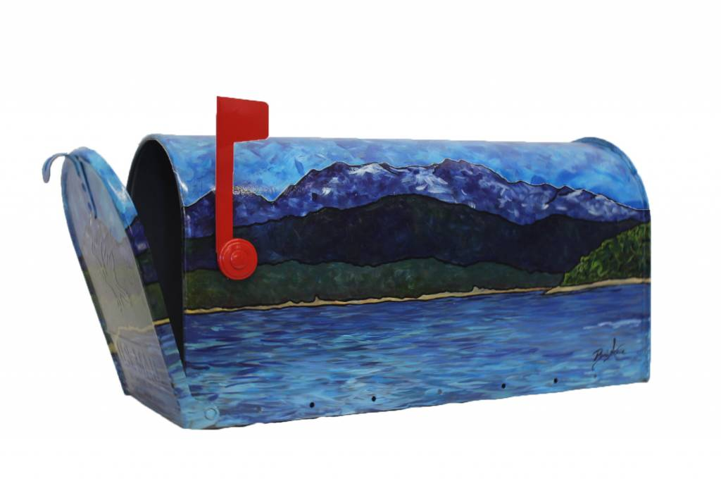 Hood Canal Mailbox by Rob Kamin