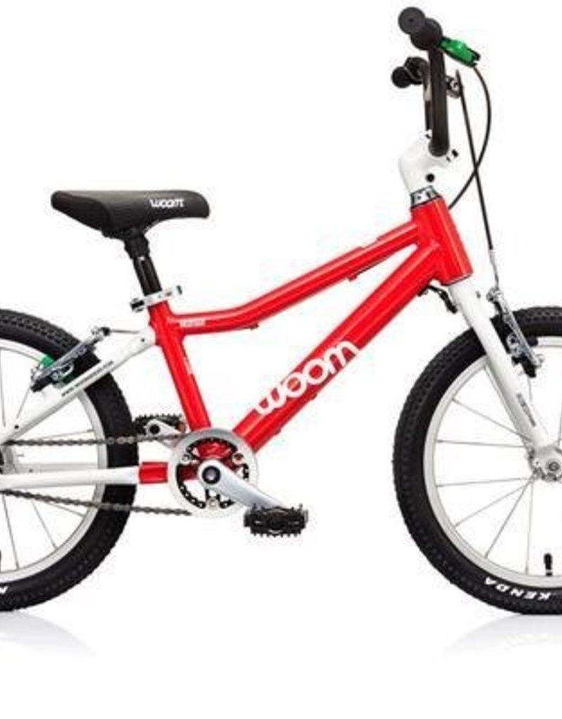 WOOM 3 Bike 16 inch 12lb - SPOKES (Bike Lounge /Bicycle Boutique)