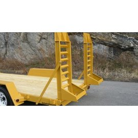 BWise Trailers EC Series/Equipment Hauler/EC16-10