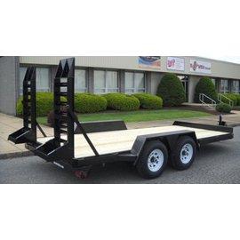BWise Trailers EC Series/Equipment Hauler/EC20-10
