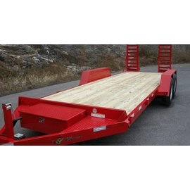BWise Trailers EDB Deck Over Series/Equipment Hauler/EDB20-15
