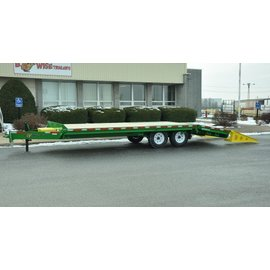 BWise Trailers EDB Deck Over Series/Equipment Hauler/EDB24-15