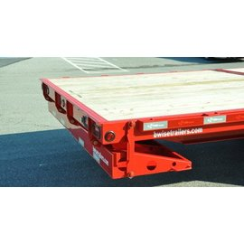 BWise Trailers EDB Heavy Duty Deck Over Series/Equipment Hauler/EDB30-23