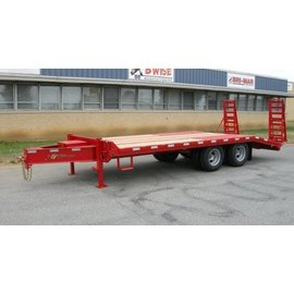 BWise Trailers EDB Heavy Duty Deck Over Series/Equipment Hauler/EDB20-23